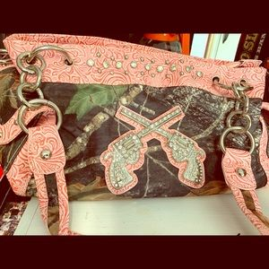 Bling purses